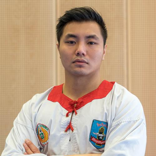 trainer Dang Nguyen